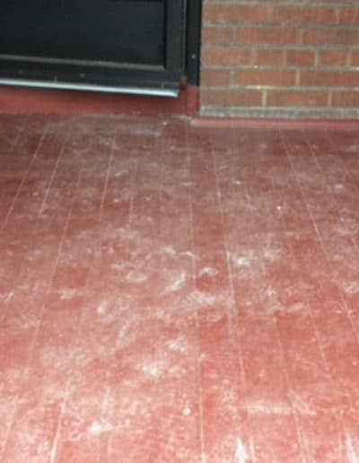 residential post renovation cleaning