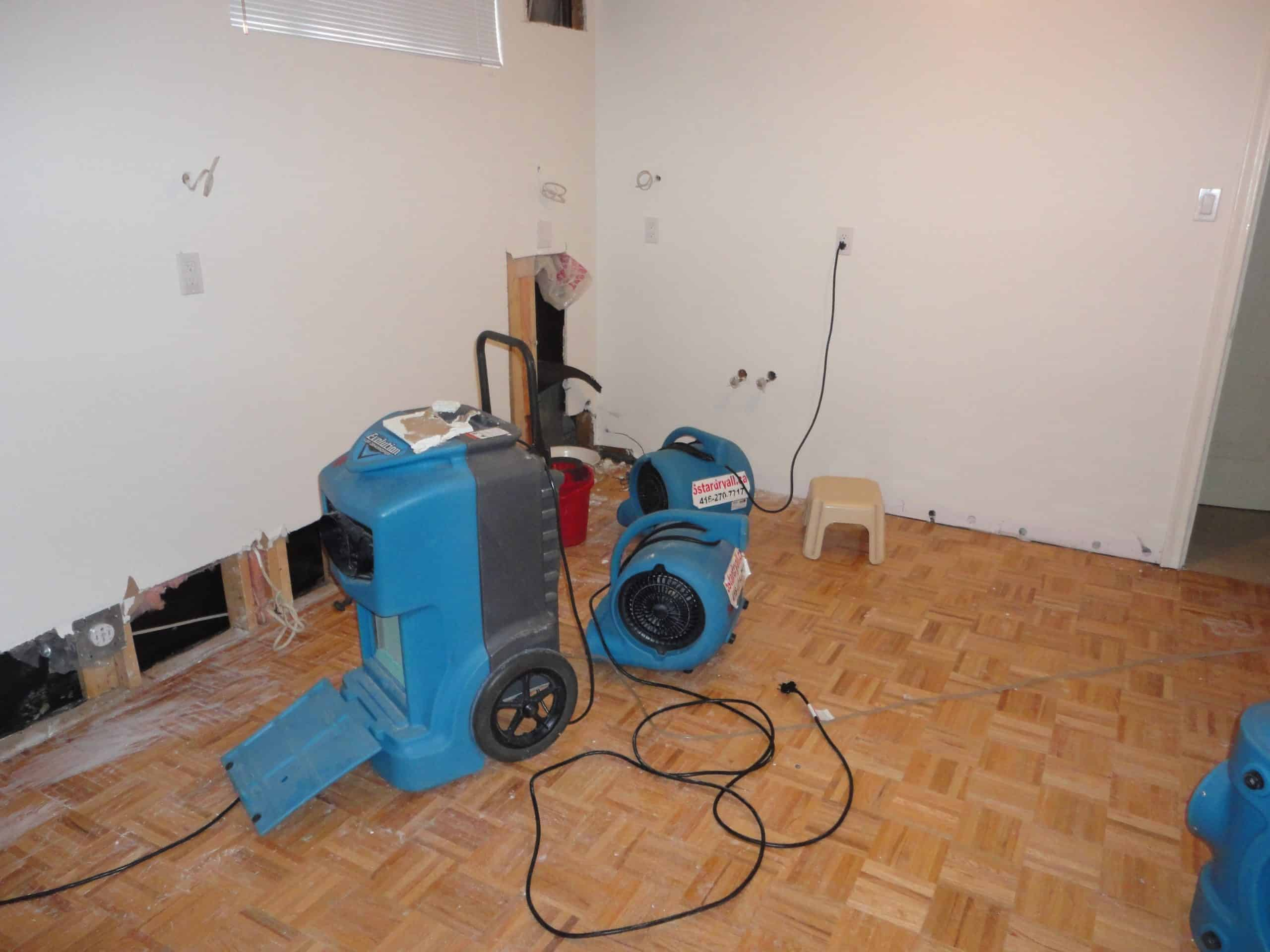 water damage services GTA