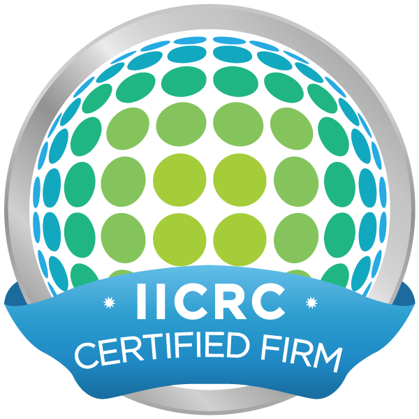 2021 iicrc-certified-firm for 5 Star cleaning